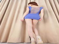 乙女學院 藍谷莉穂 Riho AitaniG罩的女人好久没看过这么妩媚动人的女优