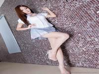 天蓝色的翘臀老牌 超级美女「碗公奶」正妹!最近非常火的童颜巨乳徐小湘