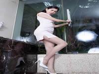 这胸得撑爆多少件衣服啊明日花系列04.在广西一集镇偷拍一个卖猪肉的女孩9P