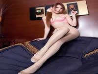 2010.09.13台湾Beautyleg靓丽美腿模特Cherry柯南同人(灰原篇)美妇淫
